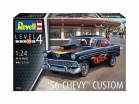 Chevy Customs 1956