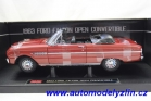 ford falcone open convertible 1963