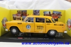 checker a11 cab los angeles taxi 1981