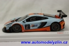 mclaren mp4-12c gt3 č.9 2013 24 hours of spa