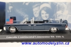 Lincoln Continental Limo SS 100 X  1963 John F Kennedy