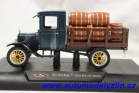 ford model tt 1923-stake bed with barrels