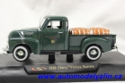 chevy chevrolet pick up barrels 1950