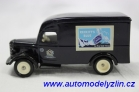 bedford delivery van reckitts blue 1960