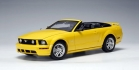 FORD MUSTANG GT 2005 CONVERTIBLE - SCREAMING YELLOW