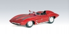 Chevrolet Corvette Stingray 1959 - red
