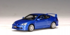 Honda Integra Type R - electric blue