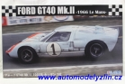 ford gt40 mkII č.1 1966 le mans