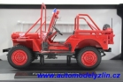 jeep willys fire 1988