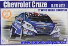 chevrolet cruize č.2 2012 wtcc world champion