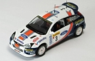 Ford Focus WRC Rally Monte Carlo 2001