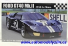 ford gt40 mkII 1966 le mans
