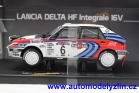 lancia delta hf integrale 16v č.6 winner rally safari 1991
