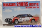 Nissan 240rs bs110 č.2 1984 safari rally