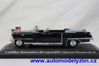 Cadillac Limo Eisenhower Paris 1959