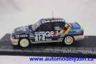 ford sierra rs cosworth 4x4 č.12 rally monte carlo 1991