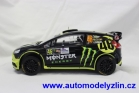 ford fiesta rs wrc č.46 monza rally 2014