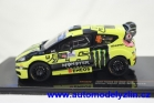ford fiesta rs wrc č.46 winner monza rally show 2016