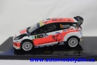 ford fiesta rs wrc č.8 winner rally show 2014