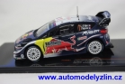 ford fiesta wrc č.1 winner rally monte carlo 2018