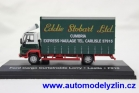 ford cargo curtainside lorry