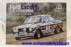ford escort rs1800mk.II č.2 Lombard rac rally 1981