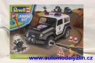 Junior Kit auto  Offroad  Policie