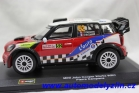 Mini john cooper works wrc  č.52 rally monte carlo 2012